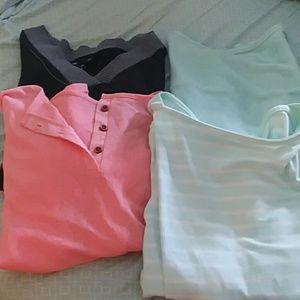 Tops - Lot of long sleeve shirts